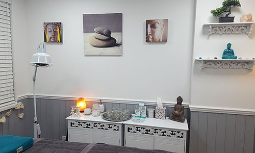 My new treatment room